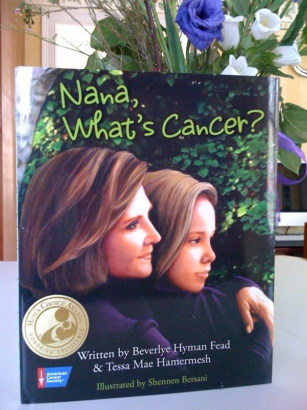 Nana's Mom's Choice Gold Medal