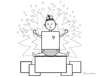 SF coloring page 3 right