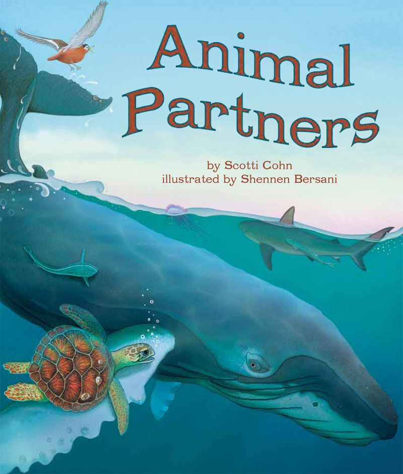 Animal Partners cover150