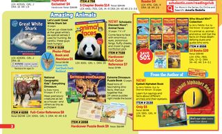 Scholastic April 15 bookflyer