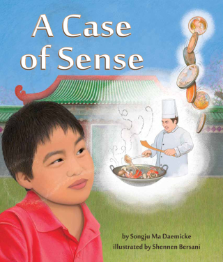 CaseSense cover